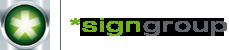 signgroup werbeagentur Logo