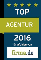 Top-Agentur 2016