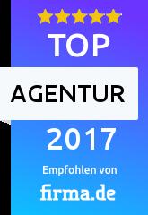 Top-Agentur 2017